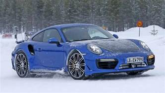 Porsche Gt2 Cost 2018 Porsche 911 Gt2 Rs Snapped During Cold Weather Test