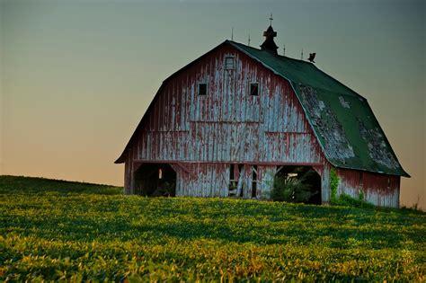 Rich Herrmann Photography Iowa S Barns The Barn Landscape