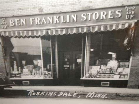 ben franklin store a throwback to the five and dime 18 best images about robbinsdale memories on pinterest