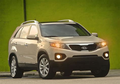 Kia 2011 Specs 2011 Kia Sorento Price Mpg Review Specs Pictures
