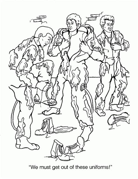 coloring pages ghostbusters ghostbusters coloring pages coloring home