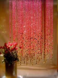 Shell bead curtain single tone bead curtain spa bead curtain stripped