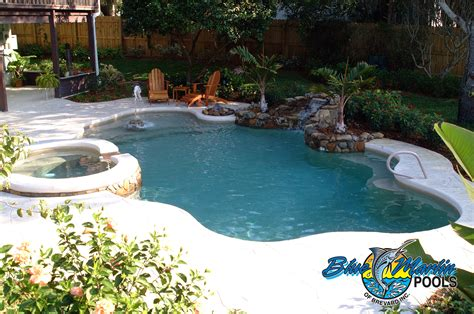 freeform pools freeform pools blue marlin pools