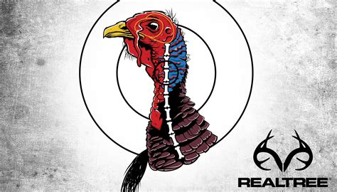 printable wild turkey targets shot placement for turkey hunting