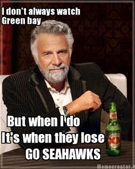 Greenbay Memes - seahawks lose meme memes