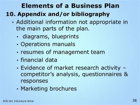 signup bplans business planning resources and free 4 parts of a business plan