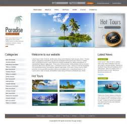 Keywords free travel templates travel agency templates