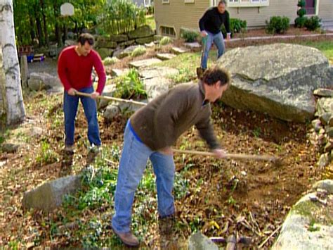 rock garden show how to make a rock garden how tos diy