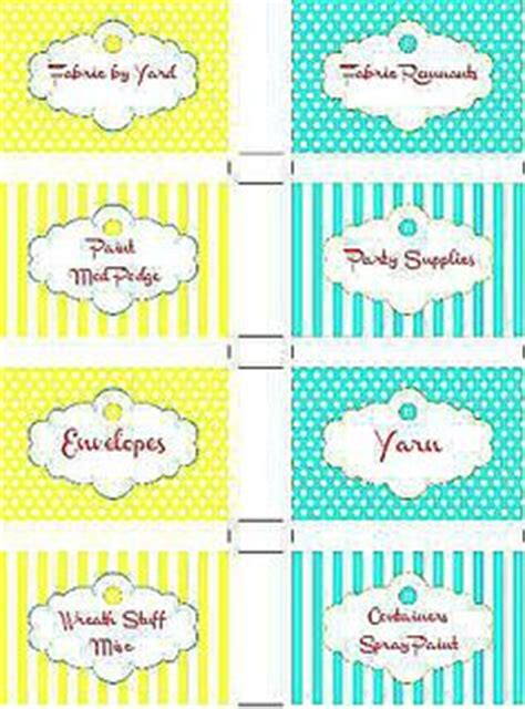 craft label templates 1000 images about labels on label for tags and free printable labels
