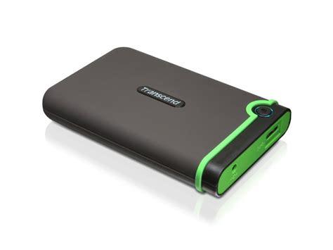 Hardisk Xternal transcend external disk drive external storejet 500gb