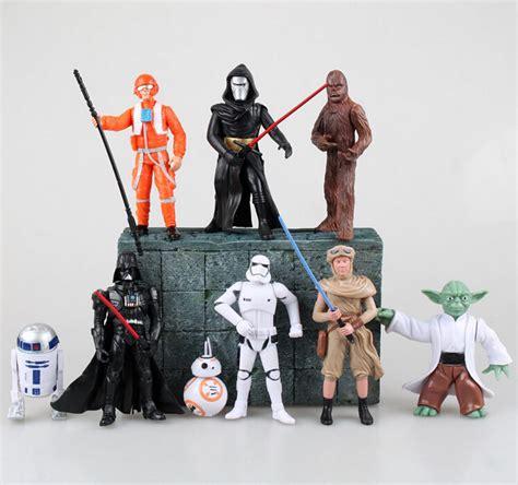 wars 7 figures wars figures clone trooper trooper anime