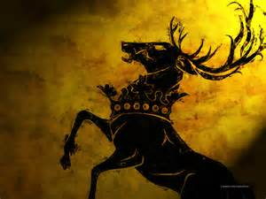 house baratheon ours is the fury assassins mini