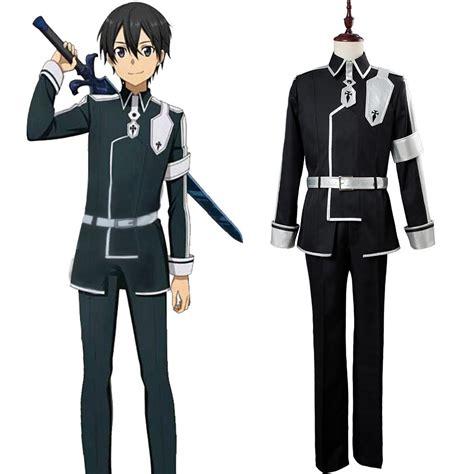 sao  sword art  alicization kirigaya kazuto cosplay