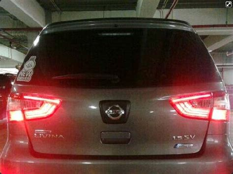 Lu Led Grand Livina diy cara memasang led back door l di all new grand