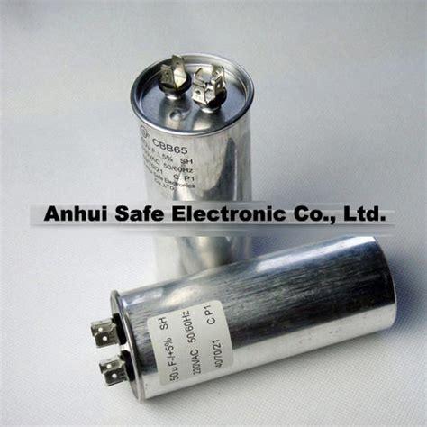 ac capacitor leaking cbb60 water capacitor capacitor