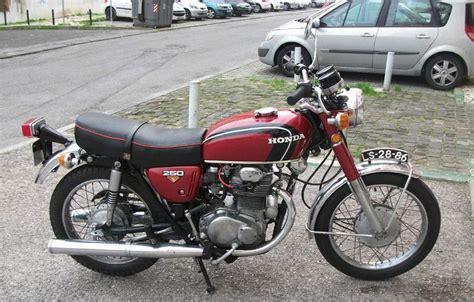 I Mua Motorrad Fahr N by Honda Cb250g