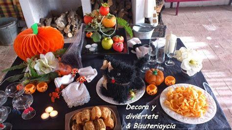 decoracion casera para halloween decoraci 243 n para halloween manualidades