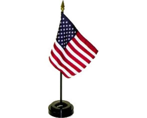 desk flag stand stands brackets for your stick flags