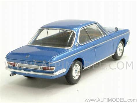 bmw light blue metallic minichs bmw 2000 cs 1967 light blue metallic 1 43