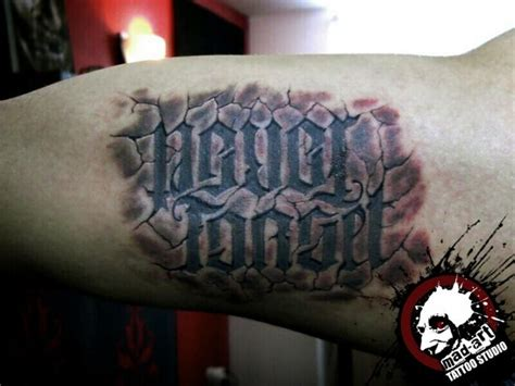 tattoo letters gothic gothic font lettering tattoo by mad art tattoo best