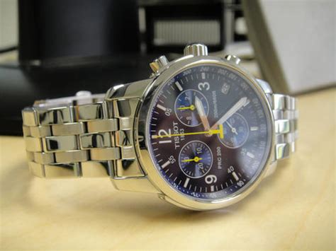 Tissot 1853 Prc 200 Blg Limited Edition s watches limited edition tissot s sport special prc 200 pan american 2007 collection