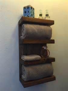 wooden bathroom shelves using pallets for bathroom pallet wood projects