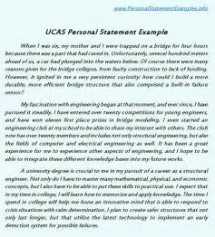 ucas personal statement tips ucas application process
