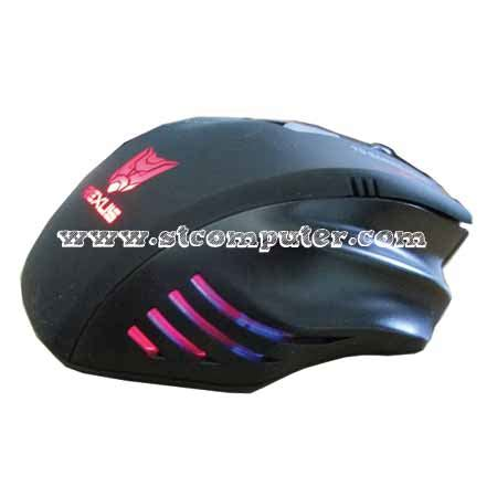 Mouse Rexus G7 mouse gaming makro varro spider