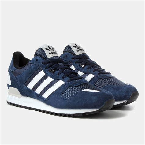 adidas zx 700 navy white kicks daily