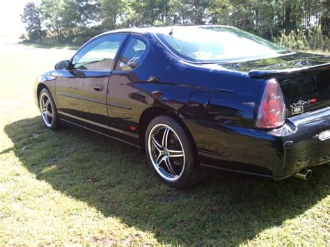 jonezy1159 s 2001 chevrolet monte carlo ss coupe 2d in
