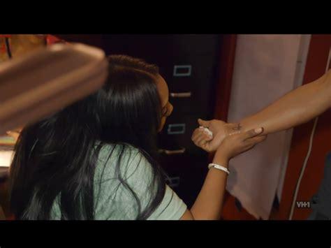 yandy tattoo on her finger love hip hop new york season 5 episode 3 recap real