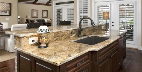 kitchen sink in island totally dependable contracting services atlanta home improvement