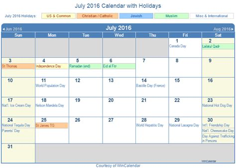Calendar For 2016 With Holidays Search Results For 2016 Calendar With Holidays