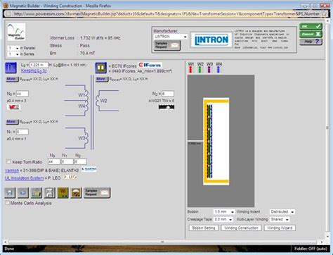 micrometals inductor design software ferrite inductor design software 28 images главная сайт terfirichleo ferrite inductor