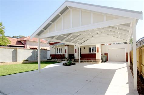 Carports Perth by Gallery Carports Steel Timber Kits Patio Living