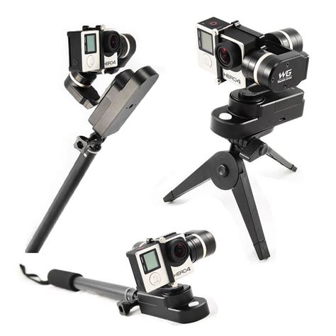 Feiyutech Wg Mini 2 Axis Wearable Gimbal For Gopro 33 Berkualitas feiyu tech fy wg ultra 3 axis wearable gimbal steadycam stabilizer ebay