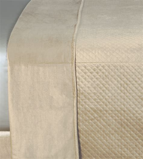 taupe coverlet luxury bedding by eastern accents reuss taupe coverlet