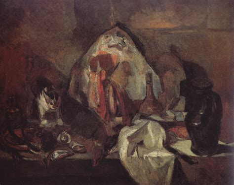 Painting K by Chardin S Soutine