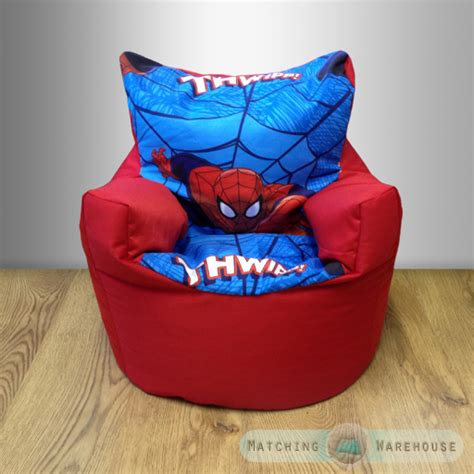 Childrens Bean Bag Armchair by Children S Character Bean Bag Chairs Disney Boys