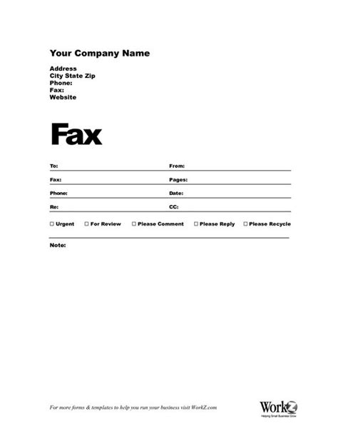 cover letter tem sle fax cover letter template sle fax cover letter
