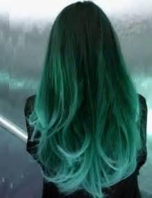 teal color hair hair chalk mint light teal temporary hair by