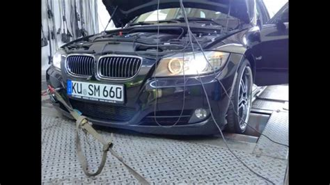 Bmw 320d E91 Tieferlegen by Fast Map Optimized Bmw E91 330d Xdrive 313 4 Hp