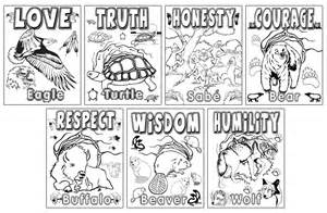 Extra Large Bath Rugs Seven Teaching Coloring Sheets Activity Sheets Native Reflections