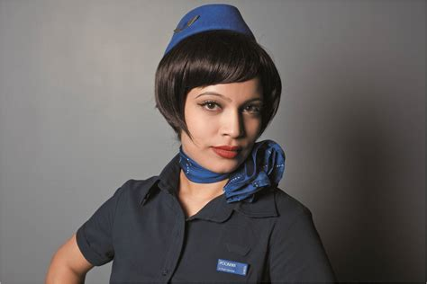 Cabin Crew Indigo by Indigo Goes For A Chic And Look In Cabin Crew Makeover