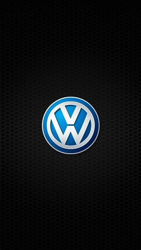volkswagen logo wallpaper hd wallpaper full hd 1080 x 1920 smartphone volkswagen logo