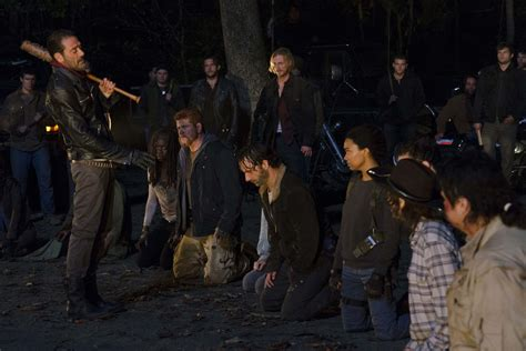 Season Finale Of The by The Walking Dead Season 6 Finale Showrunner Reacts To