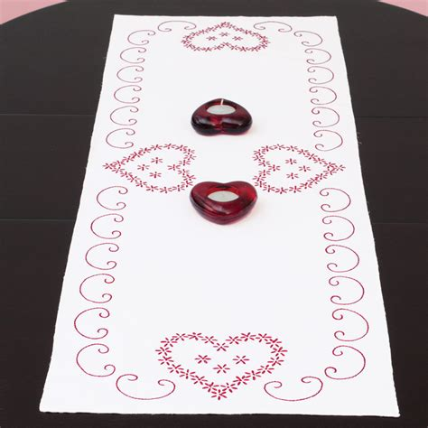 s day table runner s day table runner dempsey needle
