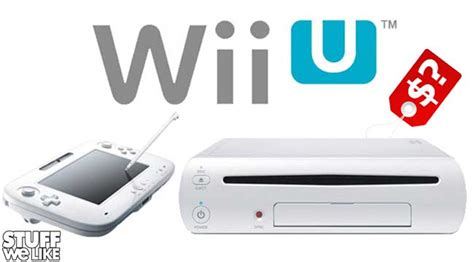 cost of wii console nintendo won t reveal price of wii u stuffwelike
