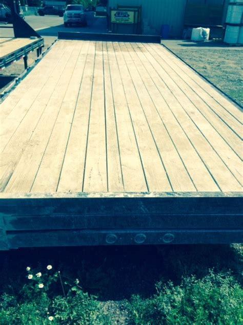 Hardwood Trailer Flooring by Trailer Decking Hardwood Truck Decking Hardwood