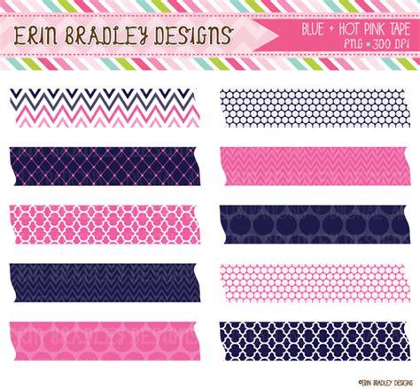 washi tape designs erin bradley designs new cute bugs digital papers